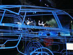 Range Rover Evoque wireframe