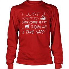 DRINK COFFEE AND PET MY TURKISH VAN  LONG SLEEVE TEES T-SHIRTS, HOODIES  ==►►Click To Shopping Now #drink #coffee #and #pet #my #turkish #van # #long #sleeve #tees #Catfashion #Cats #cat #SunfrogTshirts #Sunfrogshirts #shirts #tshirt #hoodie #sweatshirt #fashion #style