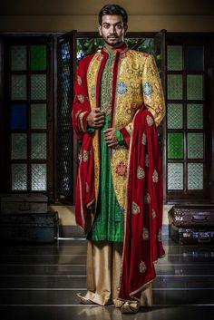 Sherwani | Darshi Shah Bhavin Trivedi
