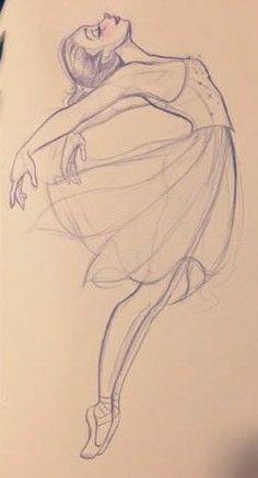 Body drawing, step by step drawing, pin up, creative ideas, ballerinas Ballet Drawings, Dancing Drawings, Girly Drawings, Dancing Sketch, Art Drawings Sketches Simple, Pencil Art Drawings, Art Inspiration Drawing, Art Sketchbook, Cartoon Art