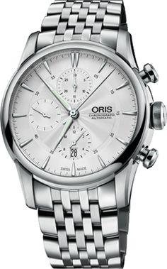 Oris Artelier Chronograph 77476864051MB
