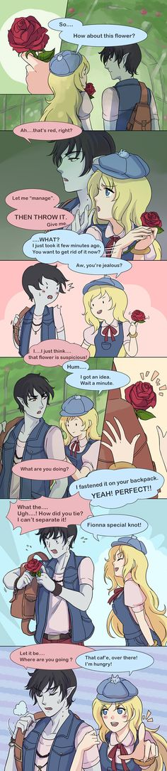 Fiolee Comic- One Day Date (Part 7.5) by fangcovenly.deviantart.com on @DeviantArt
