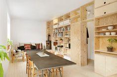 FINN – Torshov- Moderne, arkitekttegnet 1(2)- roms selveierleilighet med unike, plassbygde løsninger. Arealeffektiv I Peis I Moderne I Rolig I Lave felleskostander. Bør sees!