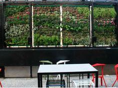 Restaurantes con decoración ecológica dstudio.es/blog/restaurantes-con-decoracion-ecologica-0