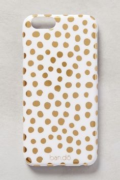 foil-dot iphone 6 case / anthropologie