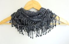 New summer fashion scarvesnew scarf trends gray by scarvesCHIC, $15.90