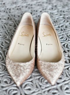 20 Adorable, dance-floor approved flats for your wedding day