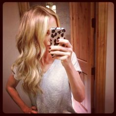 Sombre Blonde (soften your ombre)