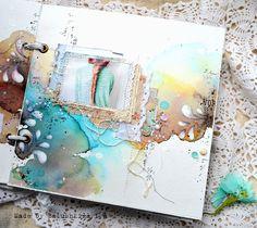 gingerbread house: акварельный альбом про утро..