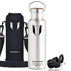 Buscas la Mejor Botella de Agua Térmica Barata? Aqui podrás ver comparativas✅ Precios ✅ Ofertas ✅ Opiniones de clientes ✅ para comprar la adecuada para ti.