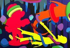 Kaws, 2010 Courtesy Galerie Perrotin