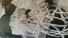 "Garter on page 56 of my ""lace for weddings "" book"