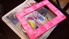 cornice-rosa-foto-carta