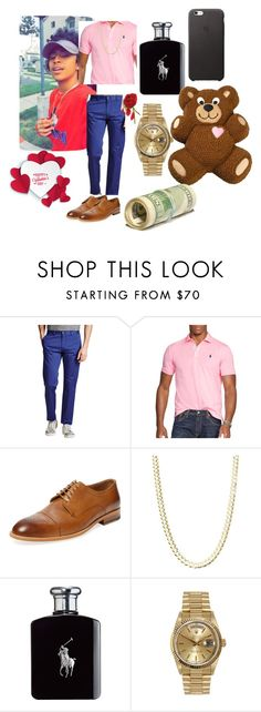 """""""# For my Romantic Men Today !!!!!"""" by savagelife01 on Polyvore featuring Ralph Lauren, Gordon Rush, Rolex, mens, men, men's wear, mens wear, male, mens clothing and mens fashion"""