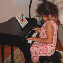 A little timid but getting the hang of it Piano, Music Instruments, Toy, Stars, Gallery, Tools, Musica, Toys, Game