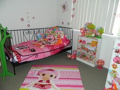 My daughters lalaloopsy room