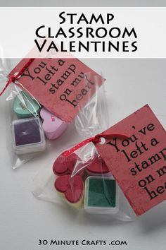 Stamp Valentines
