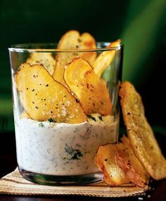 La storia delle amate patatine fritte (crisps o chips)