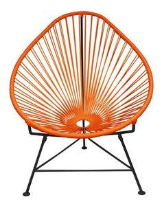 Innit Designs Acapulco Chair, Orange Weave on Black Frame Innit http://www.amazon.com/dp/B008ESB7YS/ref=cm_sw_r_pi_dp_ekqKtb0VT32TY29R