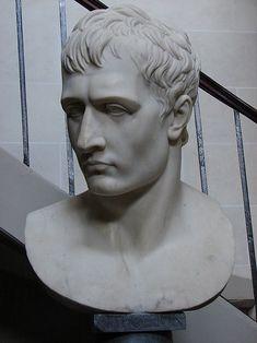 Buste de Napoléon Ier/Bust of Napoleon I