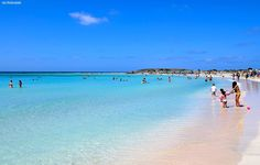 Elafonisi, paradise on earth *  Kissamos Crete