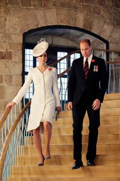 Britain's Prince William and Catherine, the Duke and Duchess of Cambridge arrive in Cloth Hall as they visit Market Square Ypres for an event that will tell the story of the four years of war on the Salient July 30, 2017. REUTERS/Yui Mok/Pool