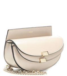 mytheresa.com - Borsa marsupio Georgia Nano in pelle - Luxury Fashion for Women / Designer clothing, shoes, bags