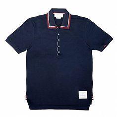 (トムブラウン) THOM BROWNE MJP017AK9865 ポロシャツ 半袖 Tシャツ ネイビー (並行輸入品) RICHJUNE (0) トムブラウンTHOM BROWNE http://www.amazon.co.jp/dp/B01411LH6O/ref=cm_sw_r_pi_dp_.5U3vb0BY4F5K