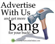 Advertise WIth Us. www.MyBrickSpace.Com