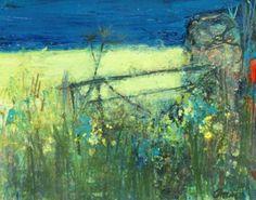 Ann ORAM artist, paintings and art at the Red Rag Scottish Art Gallery Landscape Artwork, Abstract Landscape Painting, Abstract Art, High Art, Painting Inspiration, Flower Art, Art Gallery, Ann, Google Search