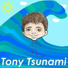 "It takes a splash to make a wave! Is what one of the Central PA Ghost Riders Team Players a Mr.Rob Kiker and Mr.Thomas Cross is hoping will cause a Tsunami, a ""Tony Tsunami"" this summer, coming to a pool near YOU.To create the wave, you simply need to do the following : Flop/Record/Dare 3 peeps/Donate #tonytsunami"