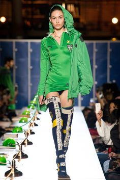 Fenty x Puma Autumn/Winter 2017 Ready to wear Collection | British Vogue