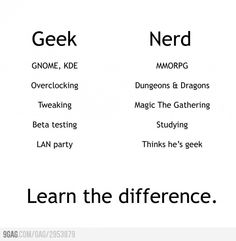 nerds vs jocks Our society purportedly encourages high achievement in math and science, but also crucifies brains for being smart it's a conflicted relationship be studious, and serious, our culture says we do want your kids to do well in school and be smart—just as long as they're not too smart you don't want your.