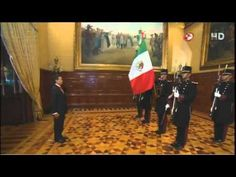 YouTube Video - ¡Viva México! - Video of Mexican president issuing the Grito de Dolores and the fireworks at the 2010 independence celebration.