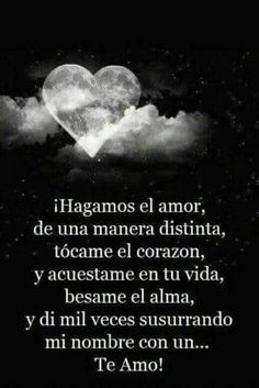 Romantic Humor, Romantic Love Quotes, Amor Quotes, Life Quotes, Love In Spanish, Frases Love, Love Life, My Love, Quotes En Espanol