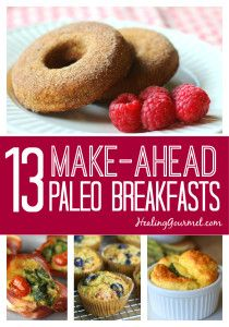 Make Ahead Paleo Breakfast