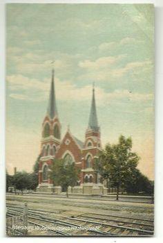 Petersburg Virginia Catholic Church