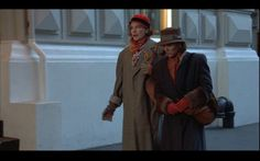 Fashion in Film: Hannah & Her Sisters (1986) The Dandy Life