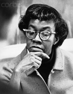 ''It is brave to be involved,   To be not fearful to be unresolved.'' ~ Gwendolyn Brooks
