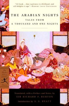 The Arabian Nights: Tales from a Thousand and One Nights (Modern Library Classics) by A.S. Byatt