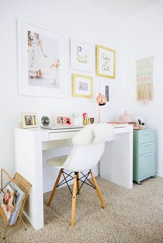 image: the glitter guide image: tumblr image: the every girl image: pinterest image: popsugar image: pinterest Hey guys! Ever since my office makeover (full post here) I've been looking at every