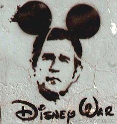 Arte político Street art Banksy
