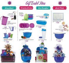 Gift ideas! www.hernandez10my.tupperware.com guille 9-630-776-6002