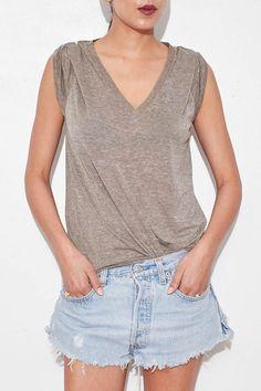 Bronze Tee Shirt by Isabel Marant | shopheist.com