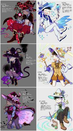 魔法使い松 Anime Chibi, Manga Anime, Anime Art, Yaoi Hard Manga, Osomatsu San Doujinshi, Dark Anime Guys, Another Anime, Ichimatsu, Anime Demon