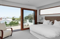 Cowrie Road Home by MG Design & Building | #bedroom