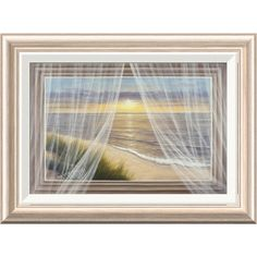 Found it at Wayfair - 'Framed Warm Breeze' by Diane Romanello Framed Wall Art