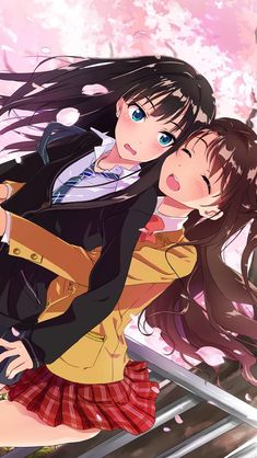 Rin Shibuya and Uzuki Shimamura~The iDOLM@STER Cinderella
