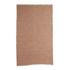 Handwoven rug mixes natural jute and recycled cotton in a classic diamond motif. The Company Store 4x6 Rugs, The Company Store, Jute Rug, Hand Weaving, Area Rugs, Diamond, Hand Knitting, Rugs, Diamonds