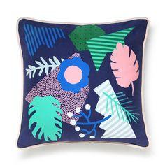 ARRO Home: Printed cotton cushion